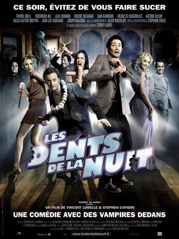 Les Dents de la nuit [DVDRiP] [FRENCH] [MULTI]