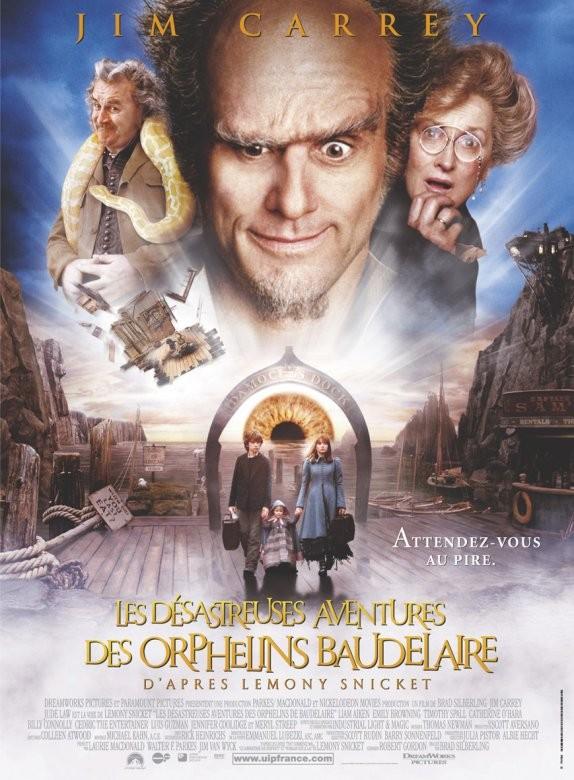 Les Désastreuses aventures des orphelins Baudelaire [BRRIP-AC3] [FRENCH] [MULTI]