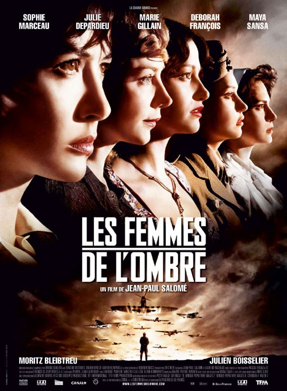 Les Femmes de l'ombre [DVDRiP l FRENCH][DF]
