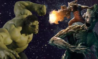 Vin Diesel annonce un affrontement GROOT contre HULK dans le prochain Avengers