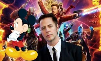Disney confirme : James Gunn est définitivement viré de Marvel et des Gardiens de la Galaxie
