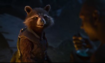 Les Gardiens de la Galaxie Vol 2 : un teaser bien débile avec Drax et Rocket