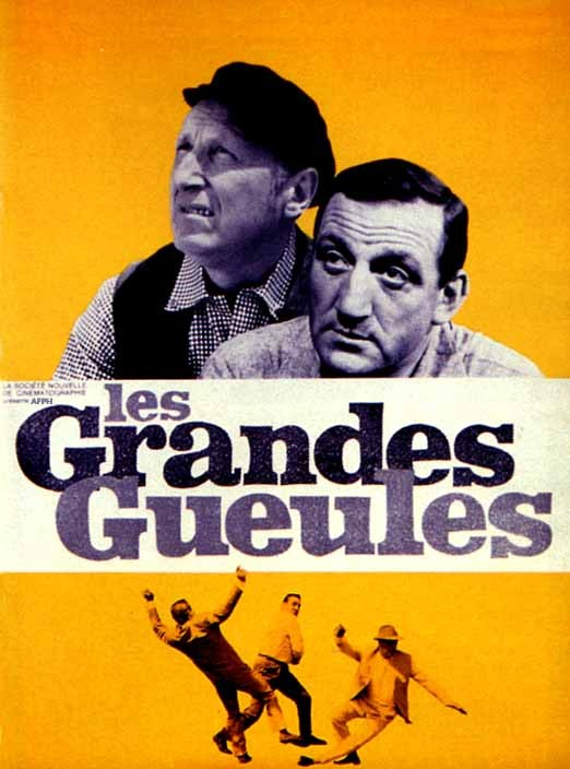 Les Grandes gueules [DVDRiP l FRENCH][DF]