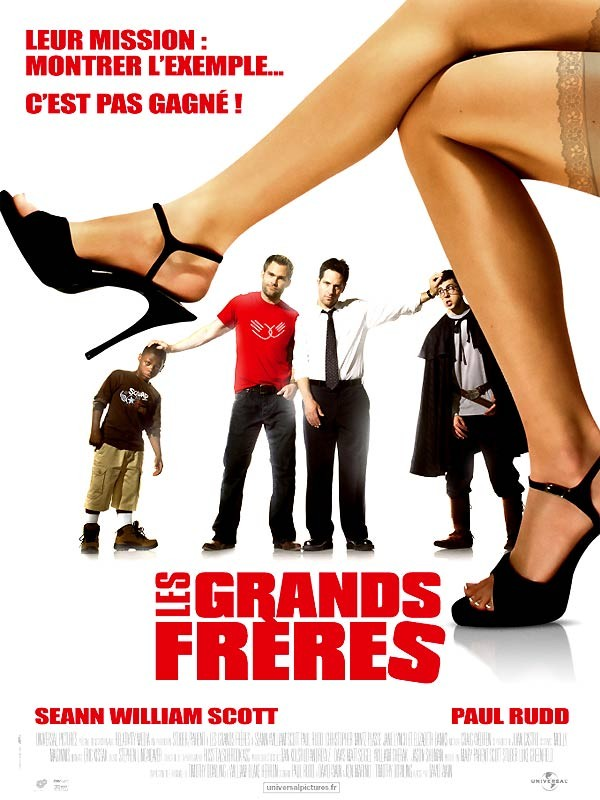 Les Grands Frères [DVDRiP] [TRUEFRENCH] [MULTI]
