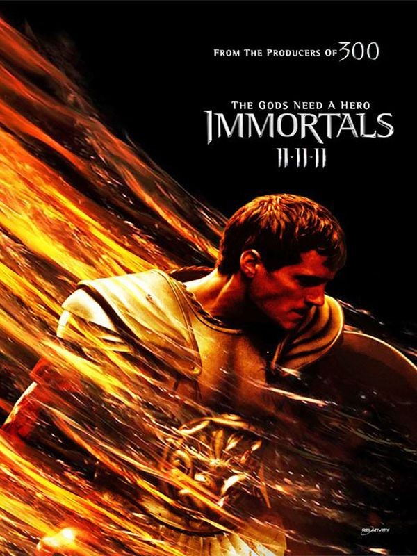 Les Immortels | DVDRiP | FRENCH | AC3 |  UL | DF