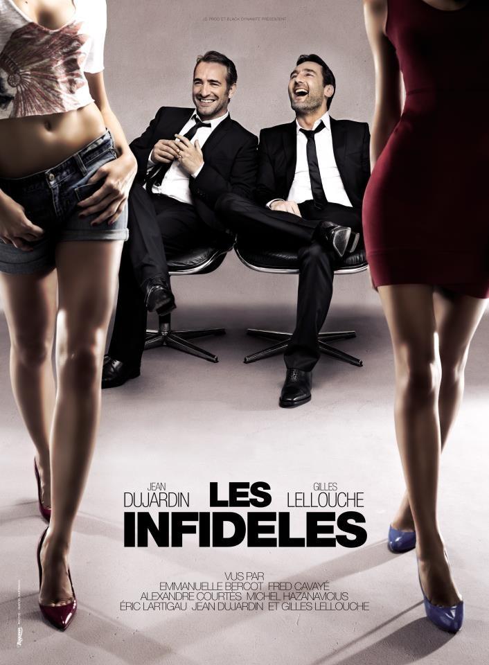 Le film les infid les for Film jean dujardin 007