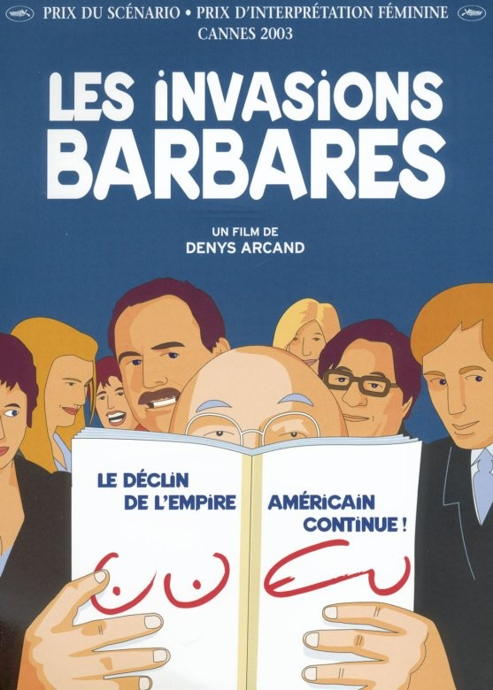 [SH]Les Invasions barbares 2003 |FRENCH [BDRRIP AC3]