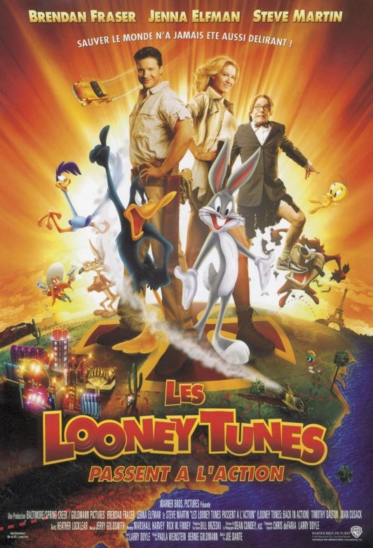 Les Looney Tunes passent à l'action [DVDRiP] [FRENCH] [MULTI]