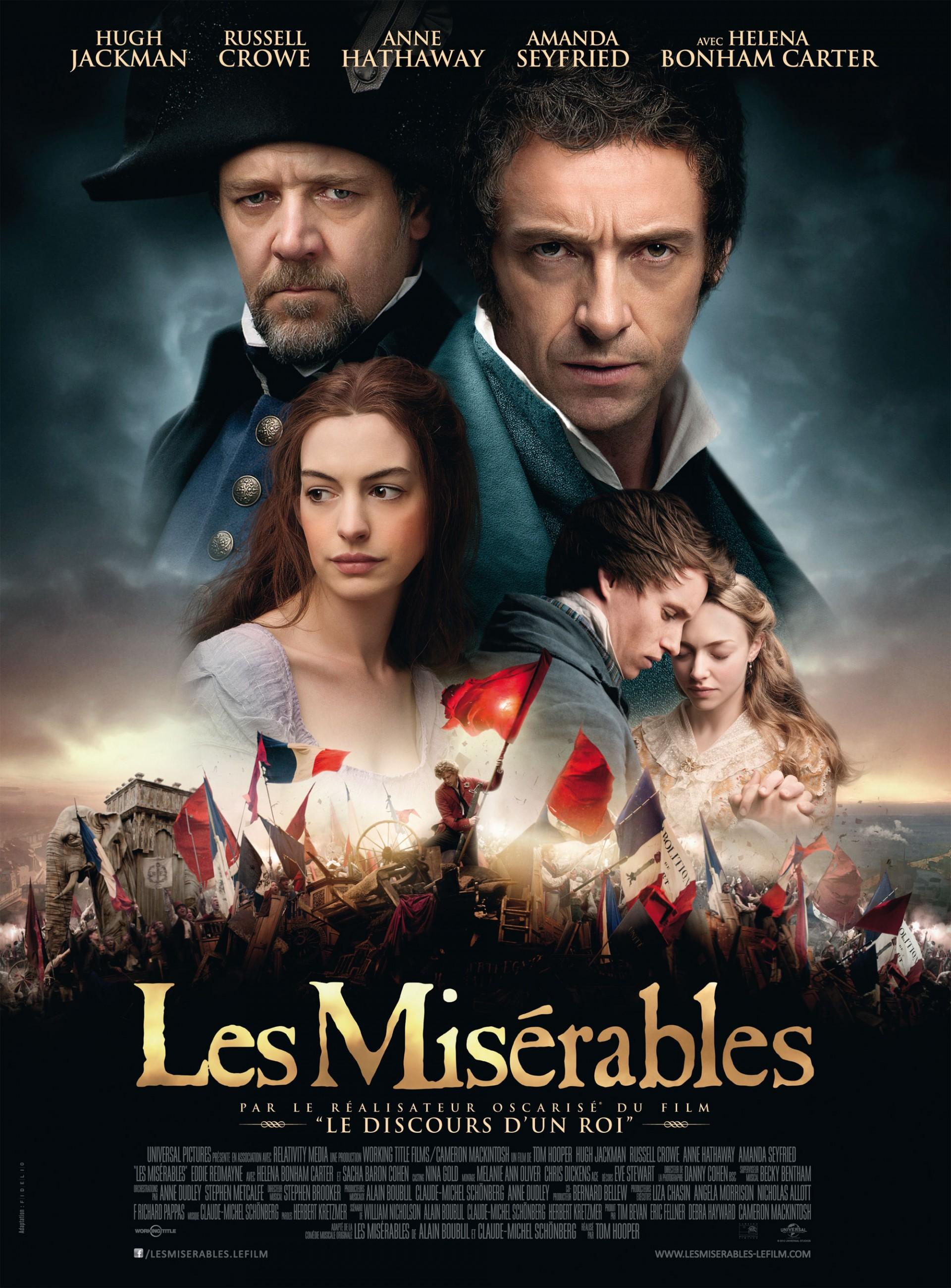 [MULTI] Les Misérables [DVDSCR - VOSTFR] [MP4]