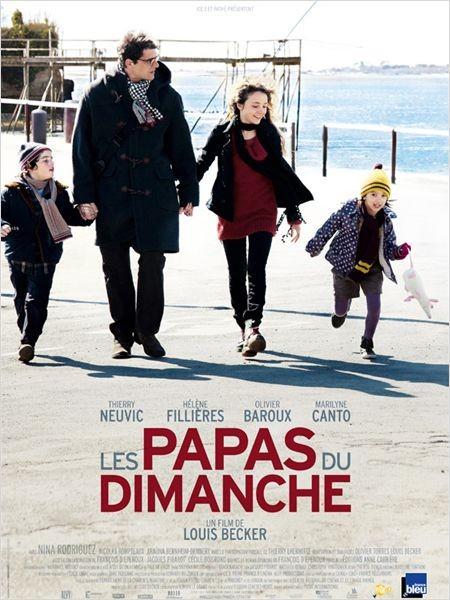 Les Papas Du Dimanche 2012 [FRENCH|DVDRiP|1 CD] (Exclue) [Multi]