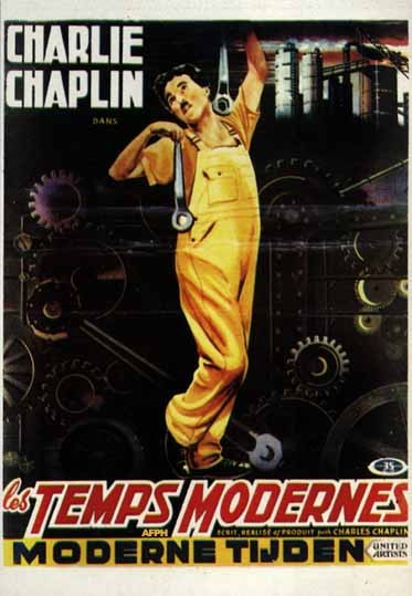 Les Temps Modernes (1936) [FRENCH] [DVDrip] [MULTI]