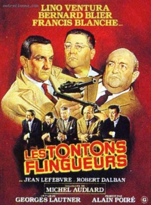 affiche et photos les tontons flingueurs. Black Bedroom Furniture Sets. Home Design Ideas
