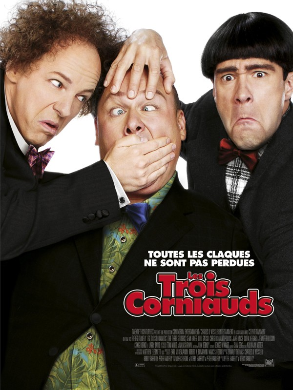 The Three Stooges (2012) [TRUEFRENCH] [BRRiP] + [BDRip 1CD] [MULTI]