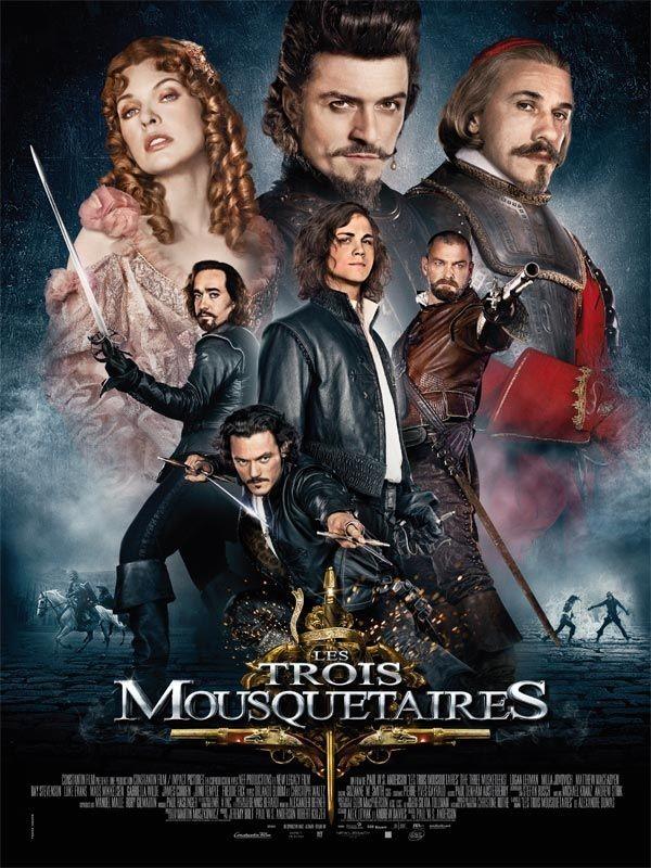 Les Trois Mousquetaires [BDRiP] [FRENCH] [MULTI]