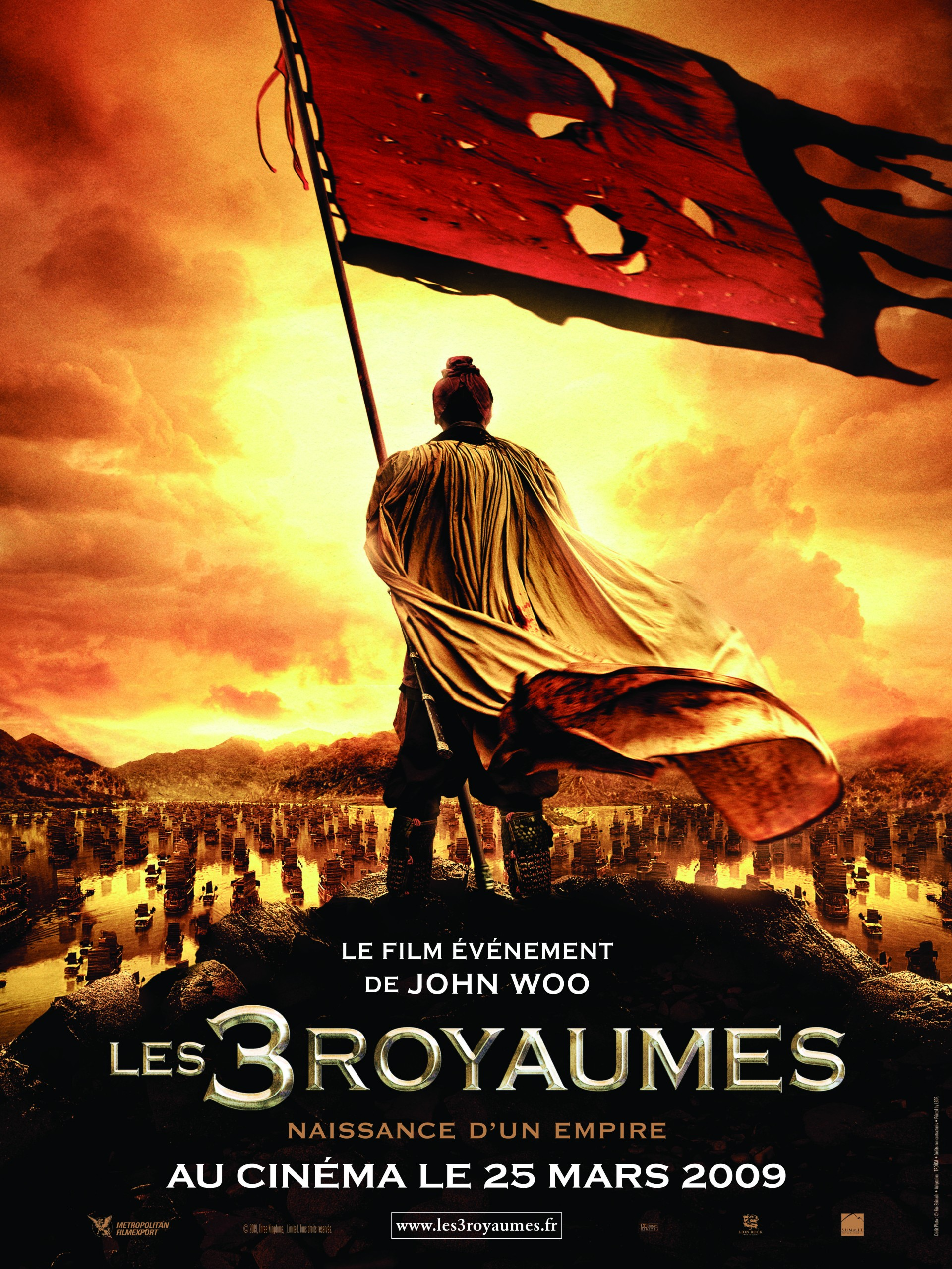 Download Movie Les Trois Royaumes [DVDRiP] [2CD]