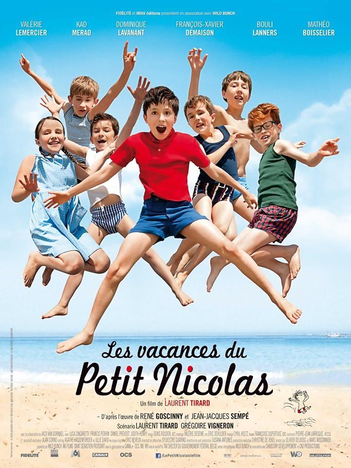 Le P'tit Nicolas part en vacances