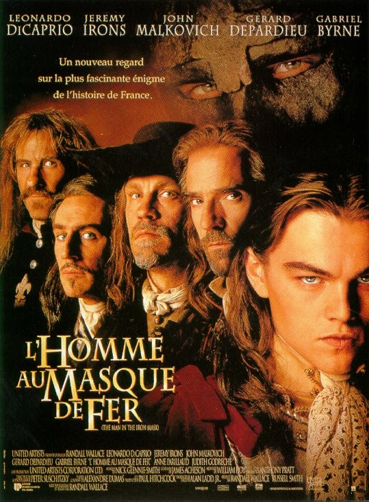 L'Homme au Masque de Fer [DVDRiP l FRENCH][DF]