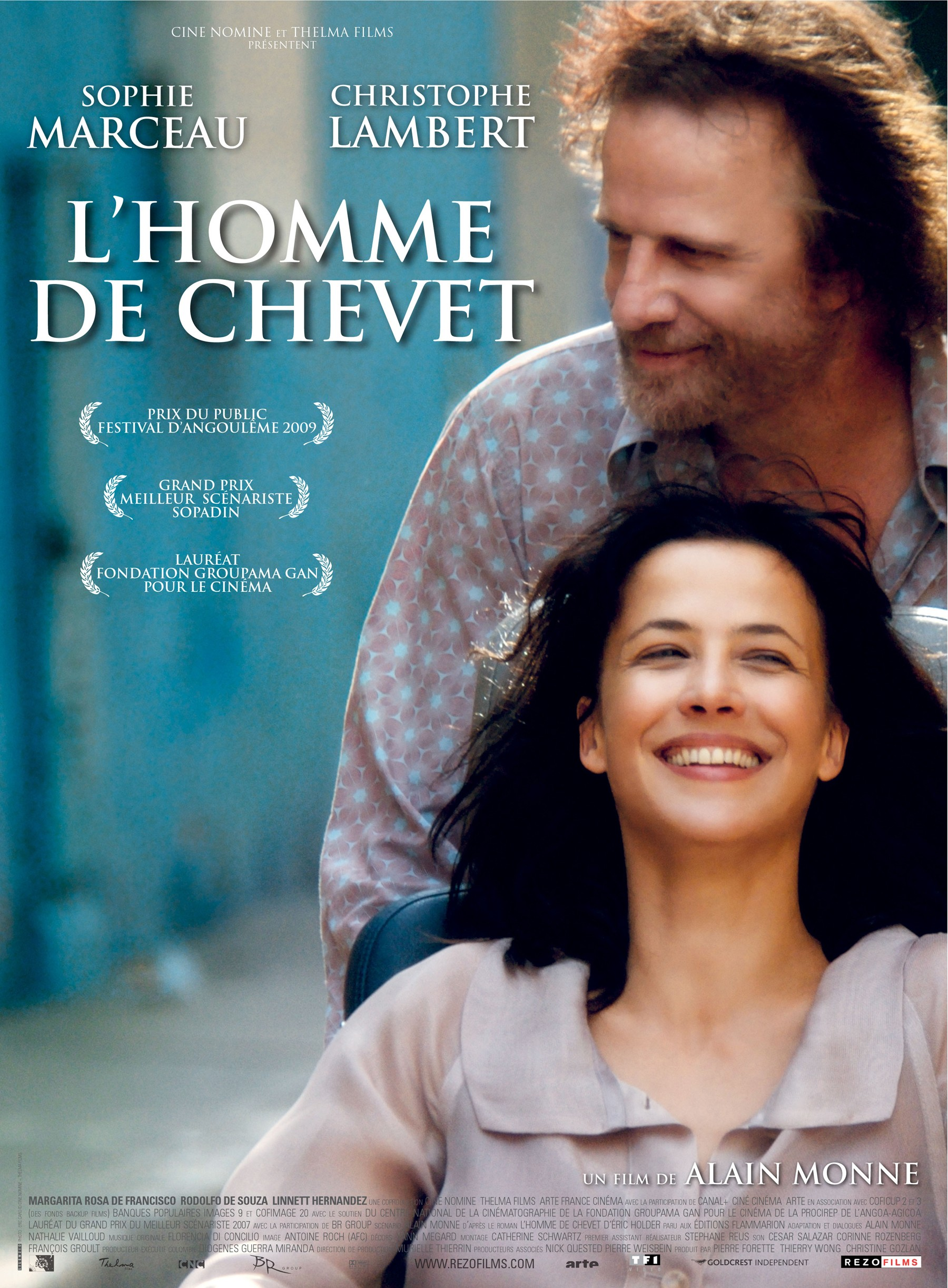 L'Homme de chevet [BDRIP-AC3] [FRENCH] [MULTI]