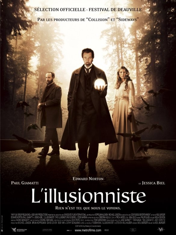 [MULTI] L&#039;Illusionniste [DVDRiP]