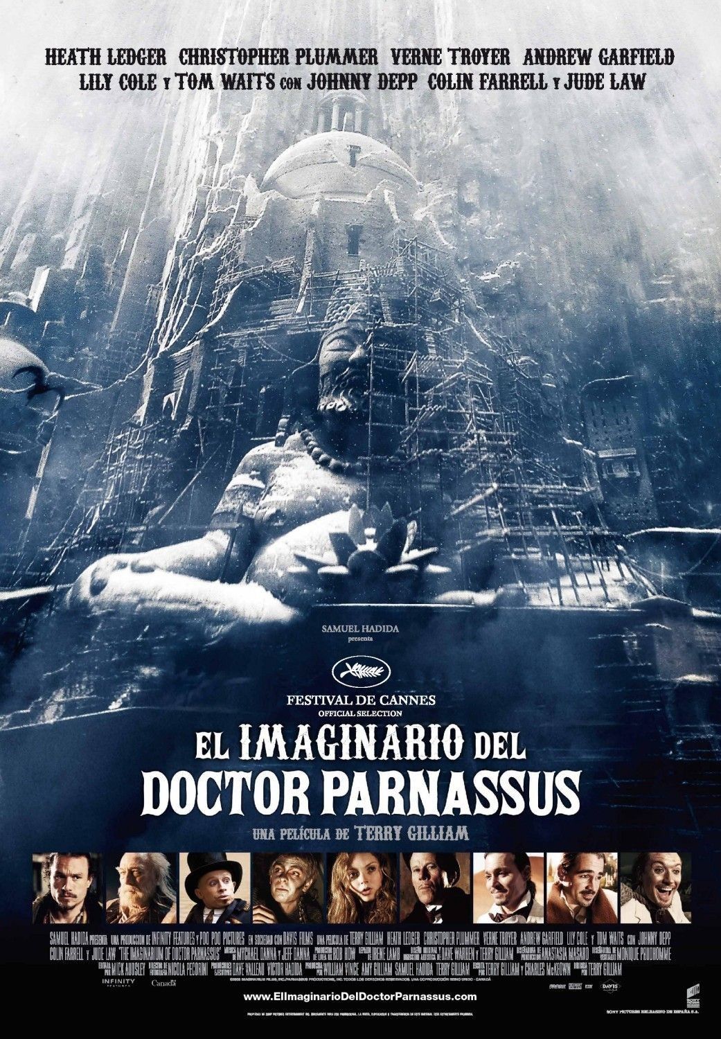 L'Imaginarium du Docteur Parnassus [AC3] [DVDRiP] [FRENCH] [MULTI]