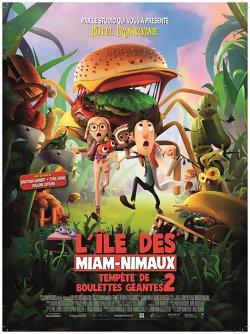 L'île des Miam-nimaux (Tempête de boulettes géantes 2)