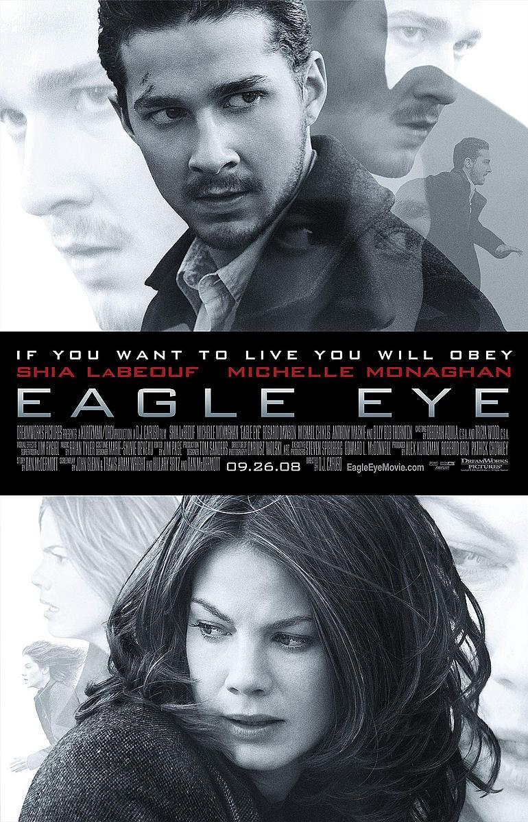 Eagle Eye | Multi | Bluray 720p