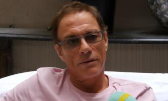 Jean-Claude Van Damme évoque Sylvester Stallone