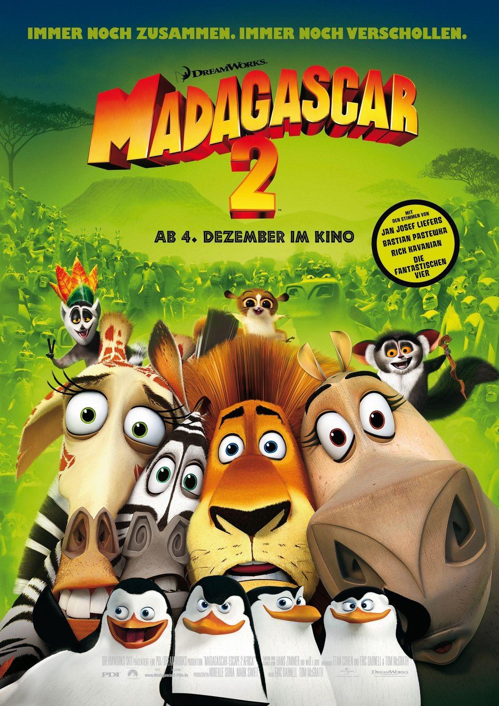 Madagascar 2 : La Grande Evasion [DVDRiP] [FRENCH] [MULTI]