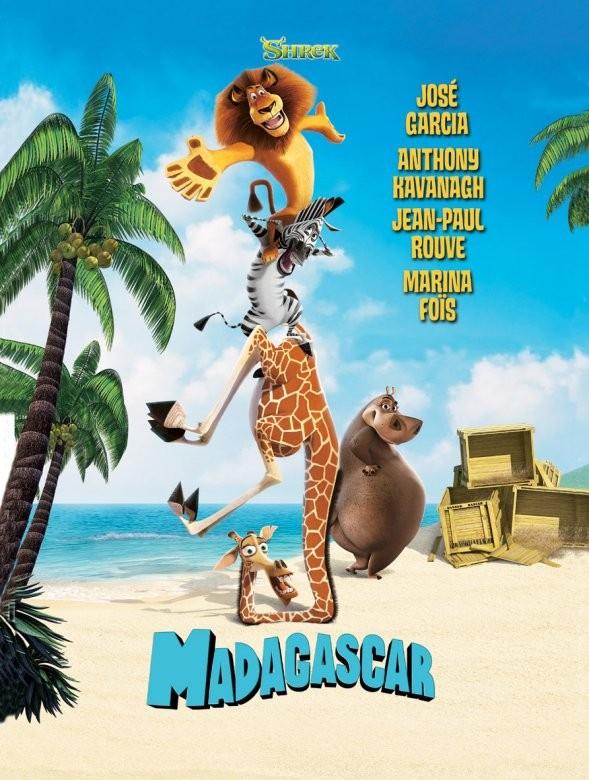 [RG] Madagascar [DVDRiP]