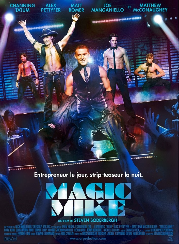 Magic Mike | Multi | TrueFrench | Blu-Ray 1080p