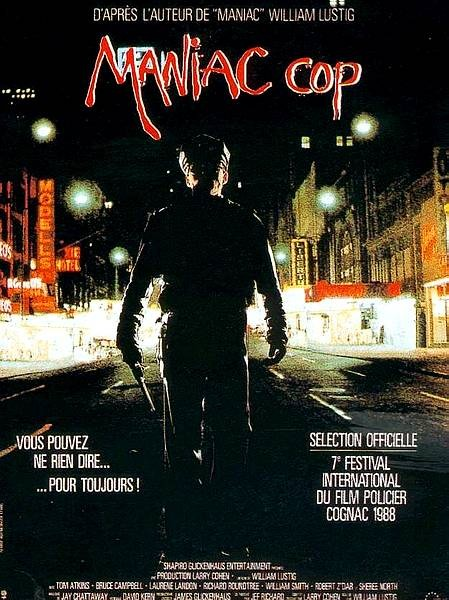 Maniac cop [DVDRiP l FRENCH][DF]