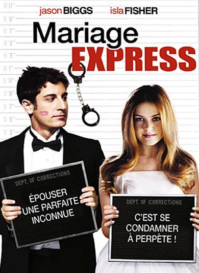 mariage express - Film De Mariage