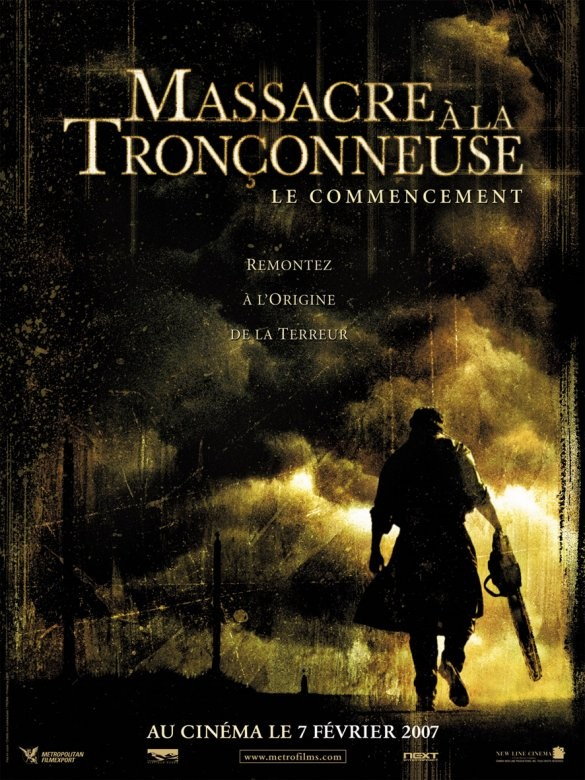 Massacre à la tronçonneuse : le commencement [DVDRiP l FRENCH][DF]