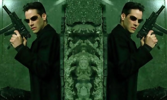 La trilogie Matrix en mode miroir