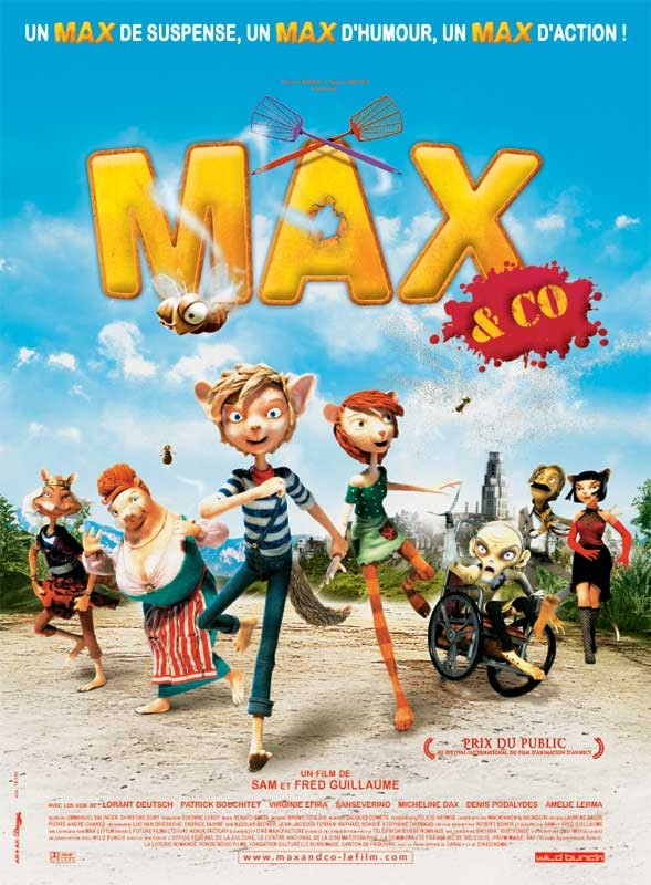 Walt Disney Studios Motion Pictures Suisse Max Co 2008