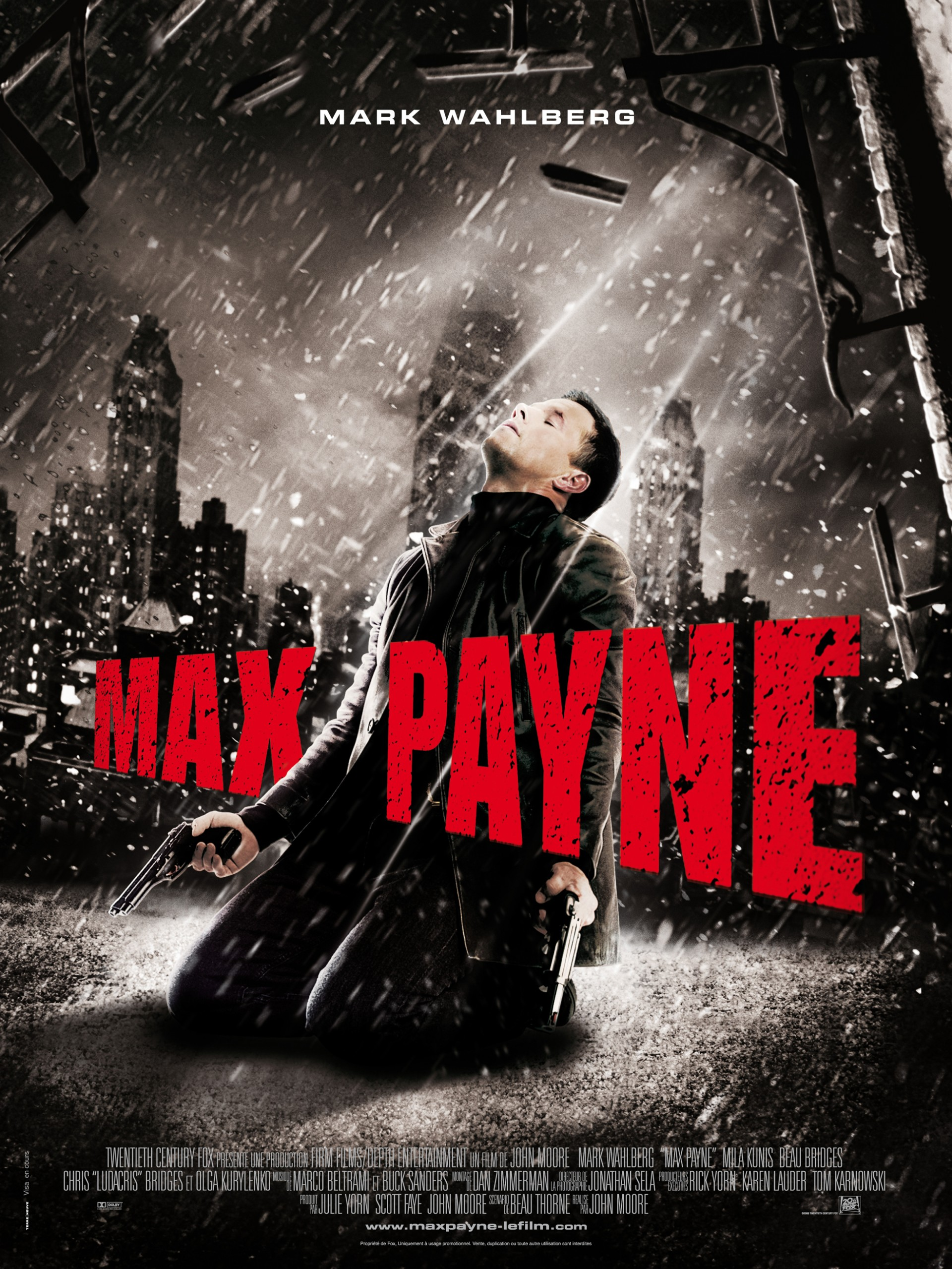 Max Payne [DVDRiP] [FRENCH] [MULTI]