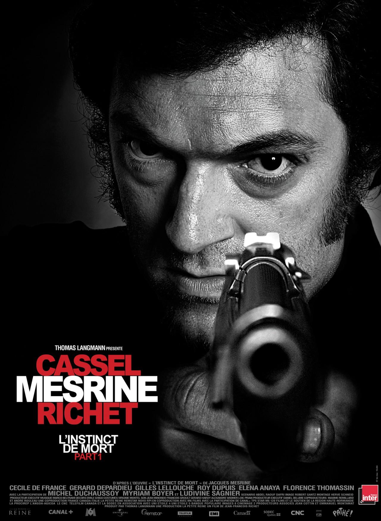 Mesrine - L'Instinct de mort [DVDRiP] [FRENCH] [MULTI]