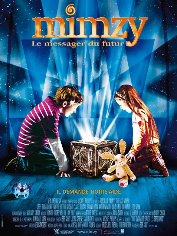 Mimzy le messager du futur [BDRIP] [FRENCH] [MULTI]