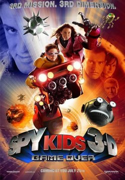 Spy Kids 3 : Mission 3D