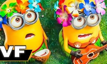 MOI MOCHE ET MÉCHANT 3 : les Minions à la Fête ! (bande-annonce)