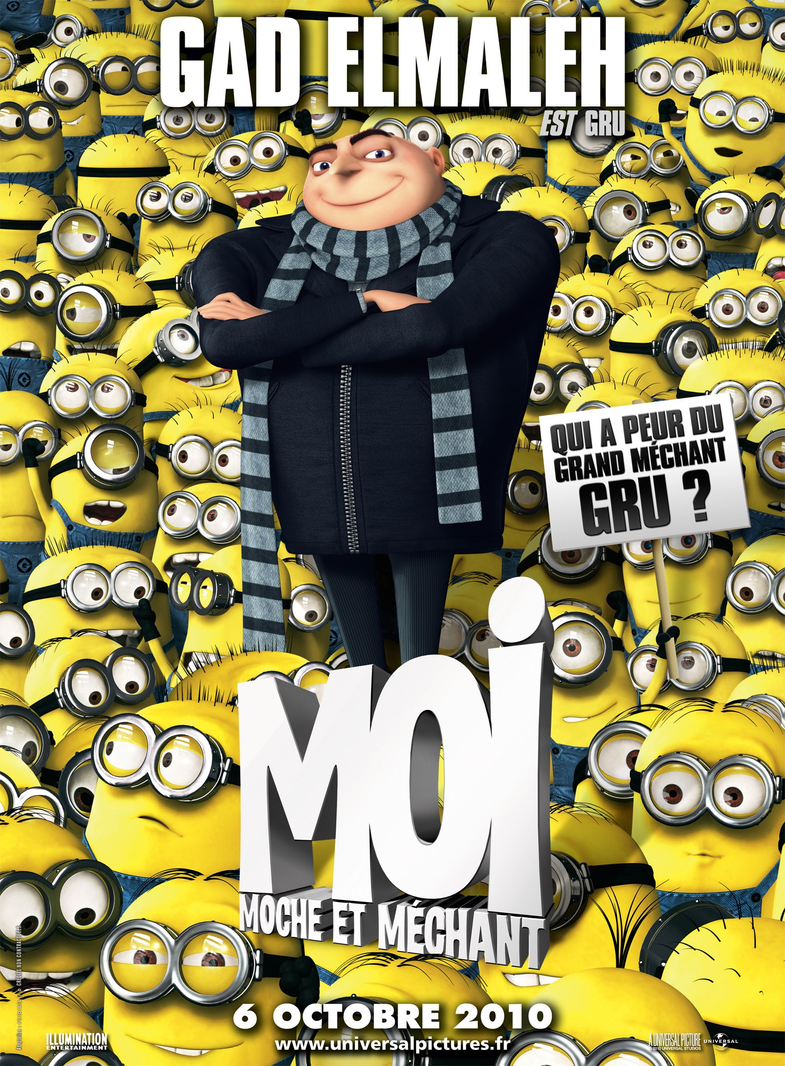Moi, moche et méchant [DVDRiP] [FRENCH] [MULTI]