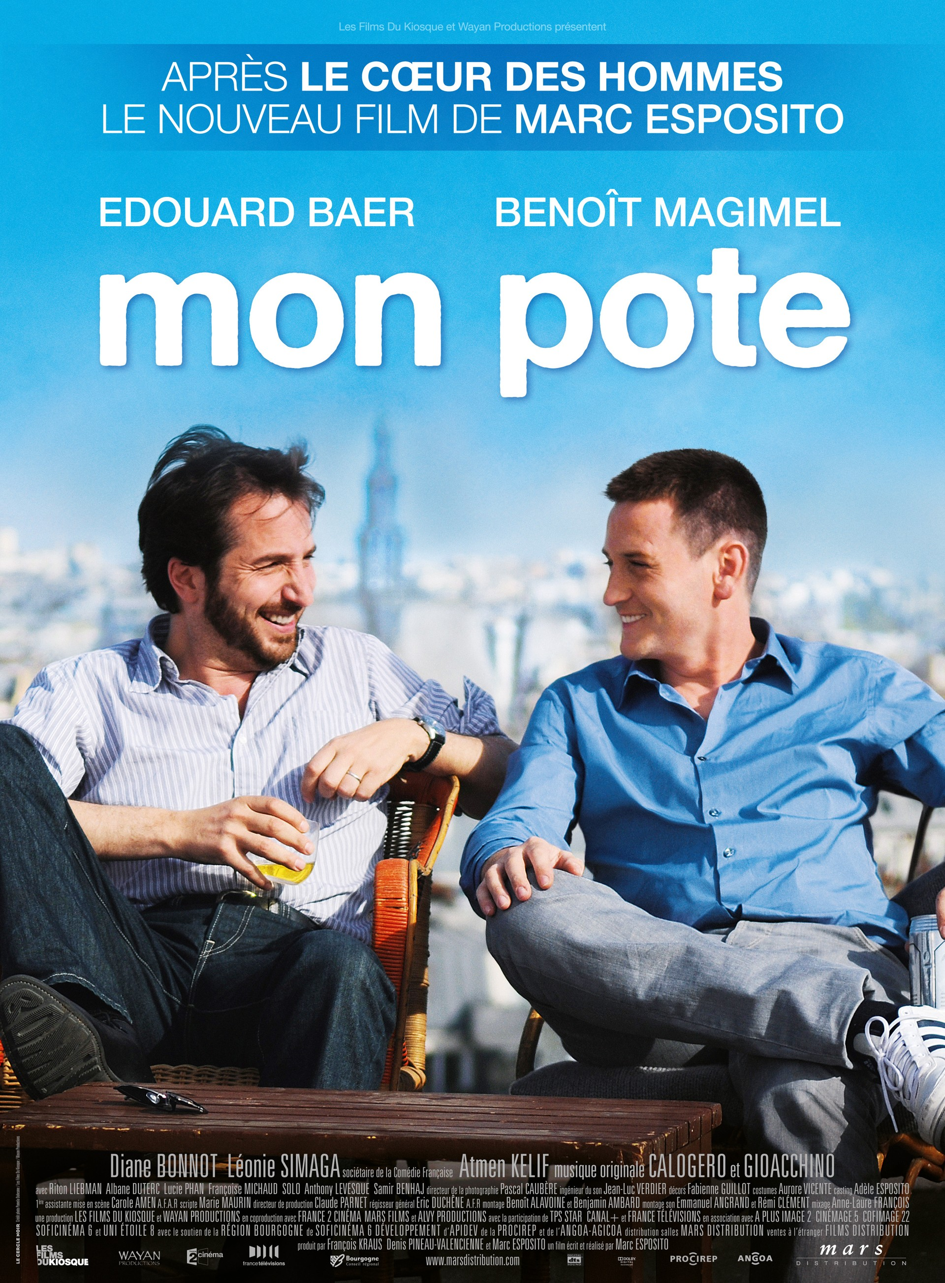 Mon pote [FRENCH] [BRRiP AC3]