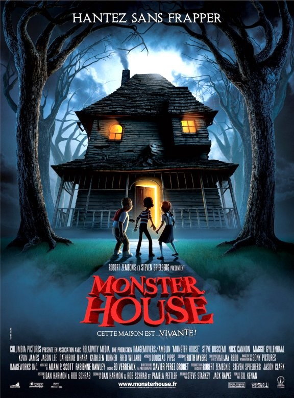 Monster House [Bluray 720p]