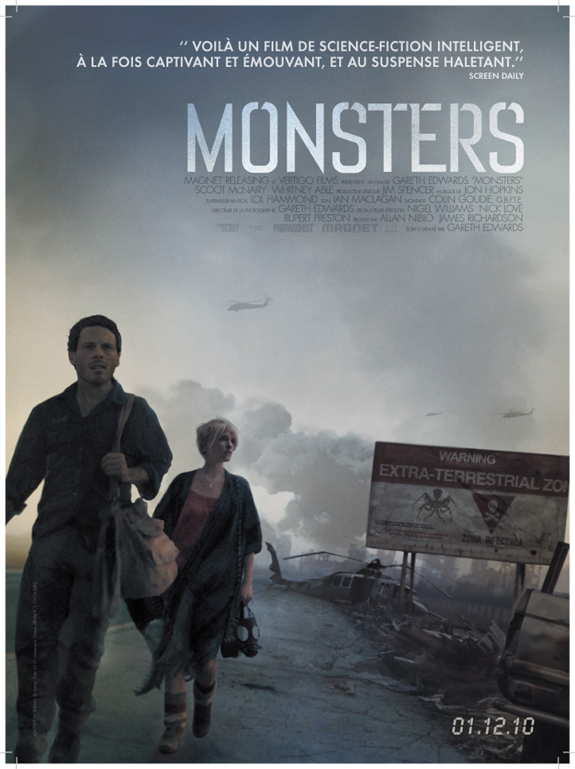 Monsters [French | Subforced] [BRRiP]