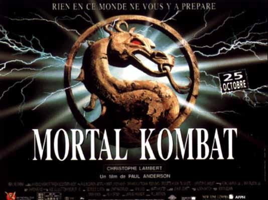 [MULTI] Mortal Kombat [DVDRiP]