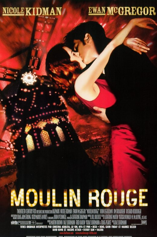 Moulin Rouge [DVDRIP-AC3] [TRUEFRENCH] [MULTI]