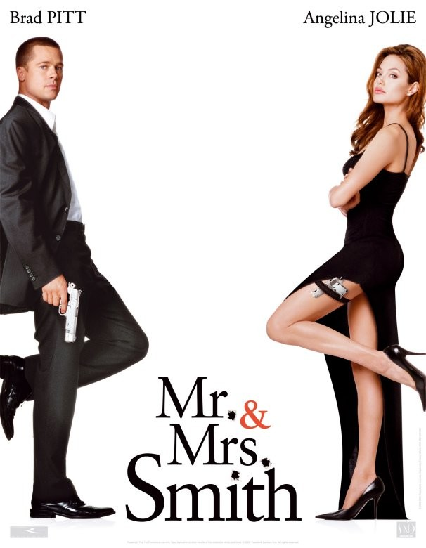 [MULTI] Mr. & Mrs. Smith [BDRIP AC3] Directors Cut