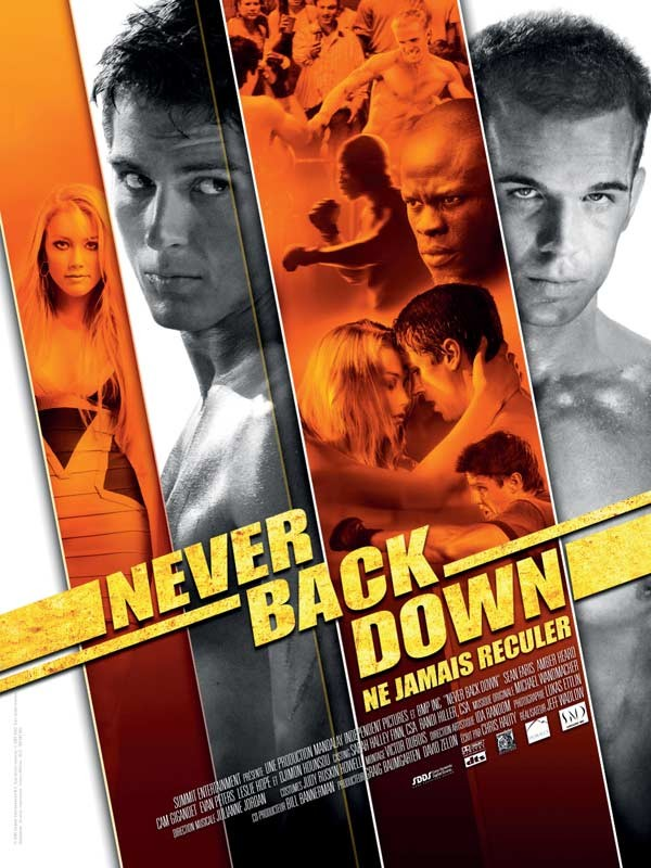 Never Back Down [DVDRiP] [TRUEFRENCH] [MULTI]