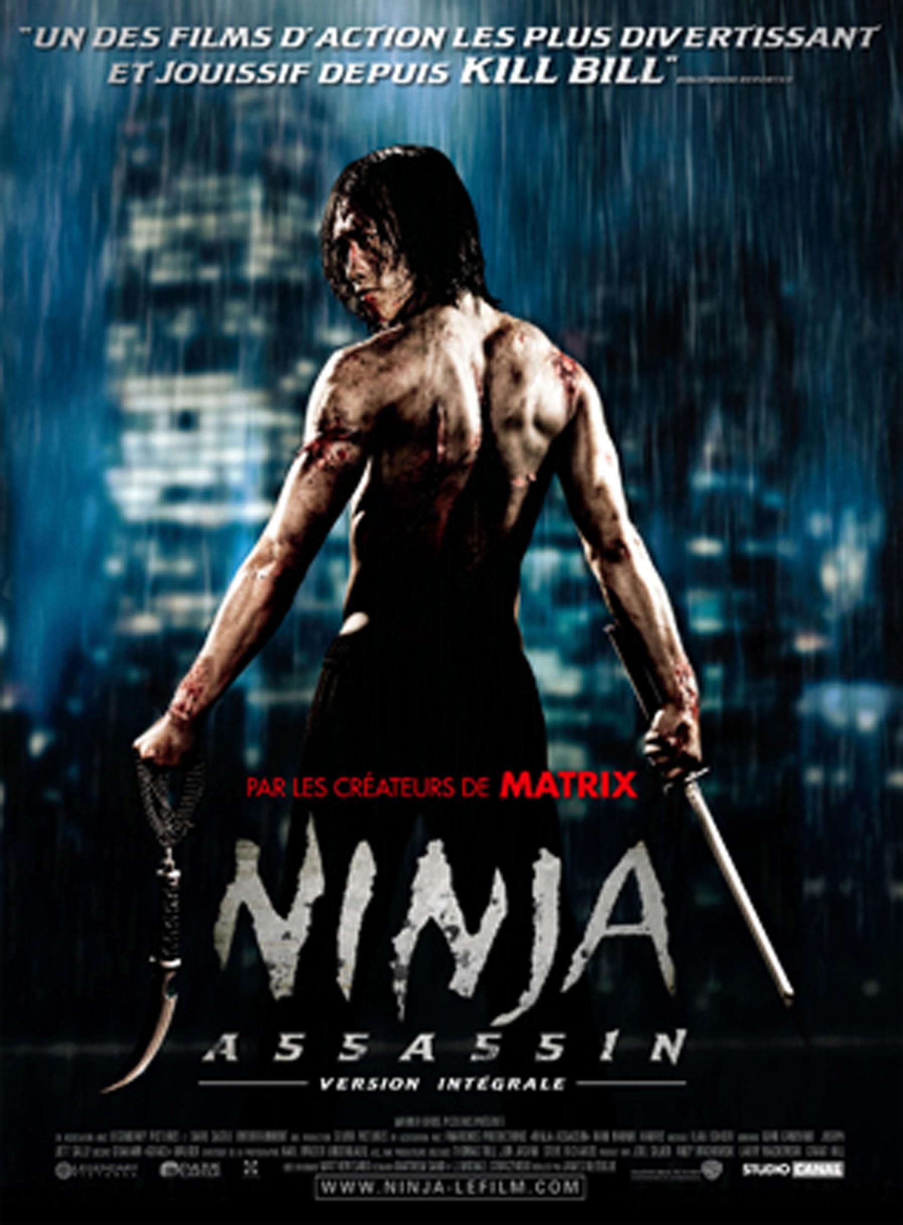 Ninja Assassin [DVDRiP] [FRENCH] [MULTI]