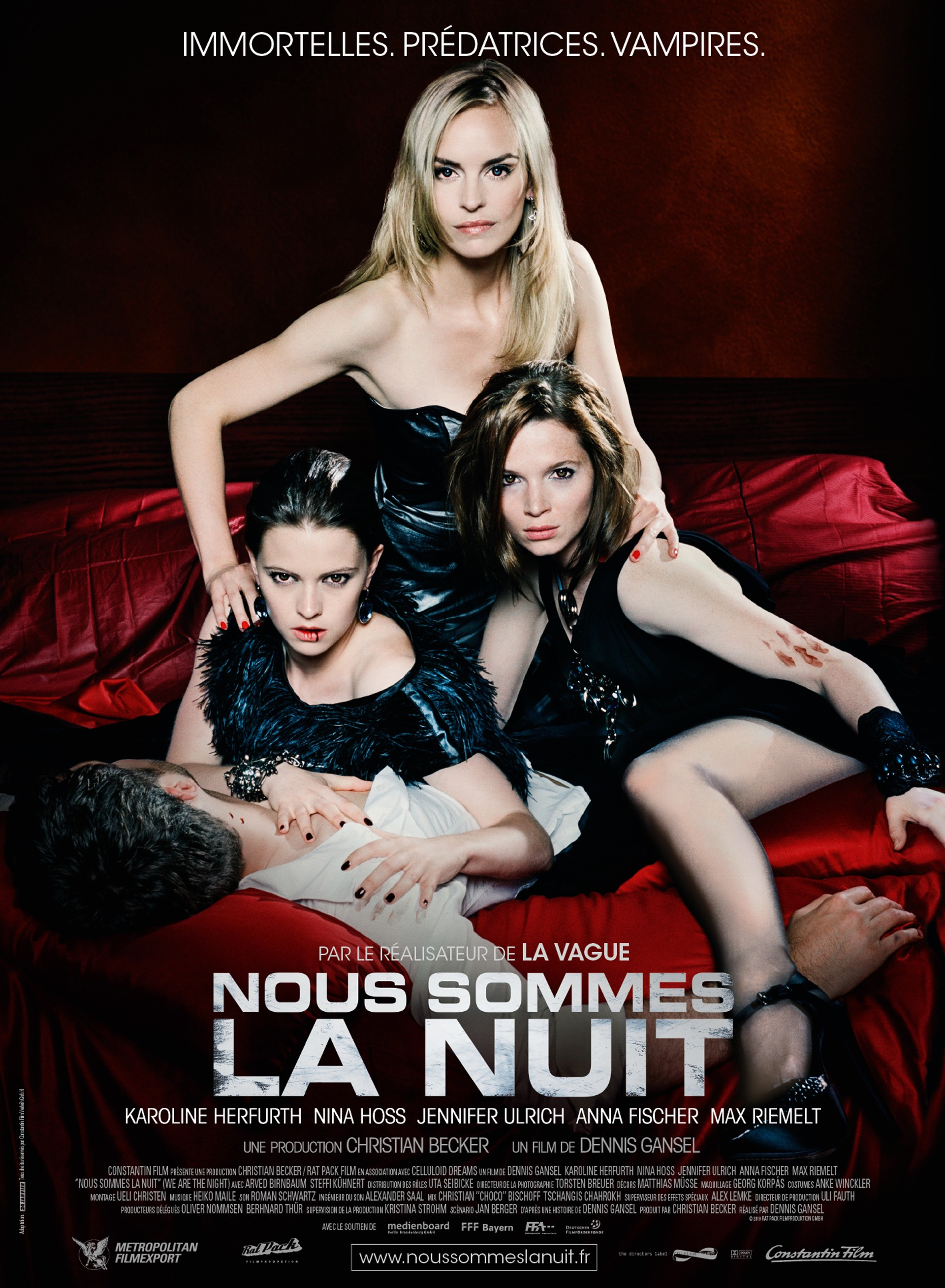 Nous sommes la nuit [DVDRiP][FRENCH] [MULTI]